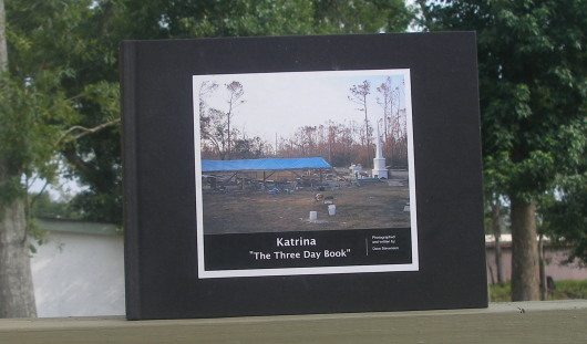Katrina - Three Day Book