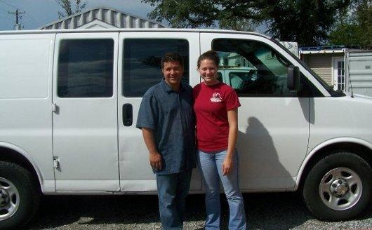 Betsy's Van