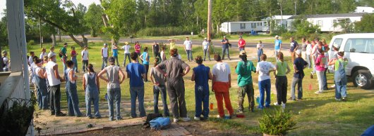 Lakeshore Mississippi Mission Trip