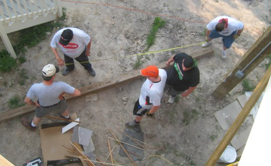 Summer 2011 Mission Trip Projects - Lakeshore MS