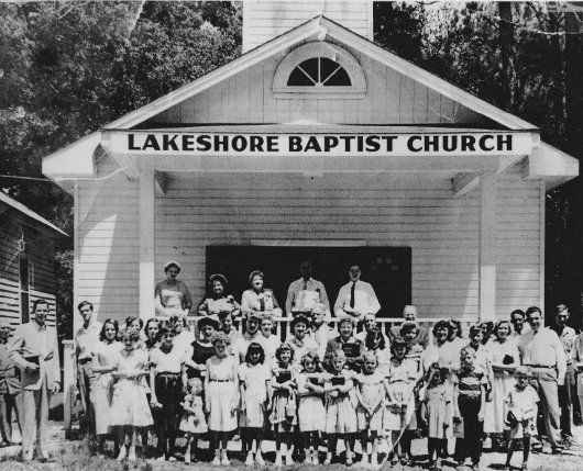 Lakeshore Baptist Church - Lakeshore Mississippi