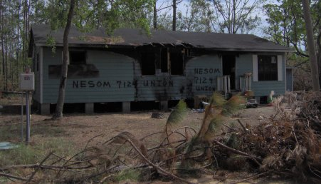 The Nesom House - Fire and Flood