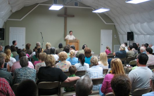 Lakeshore Baptist March 2007
