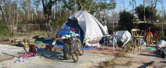 Samuel's Tent