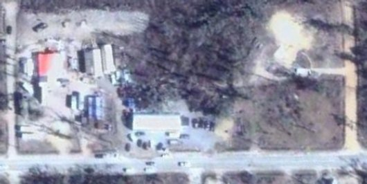 Google Earth Satellite Image Updated