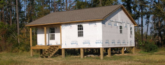 Ready for Siding