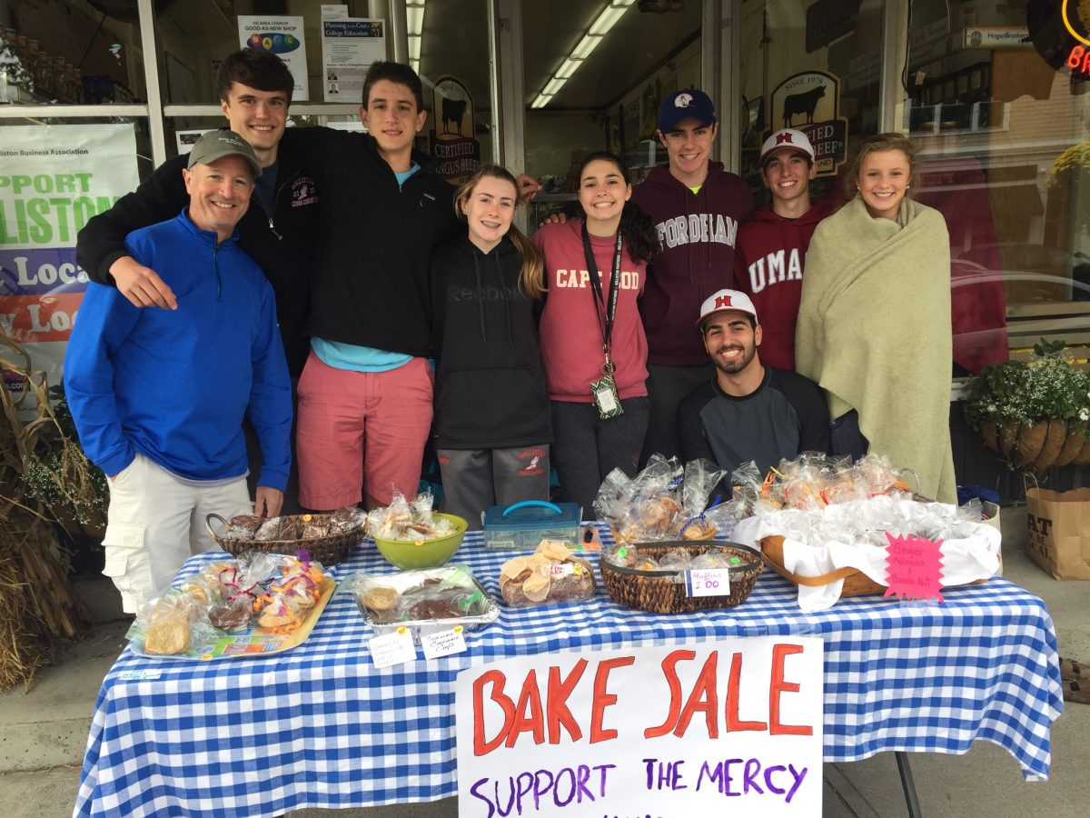 Mass Bake Sale