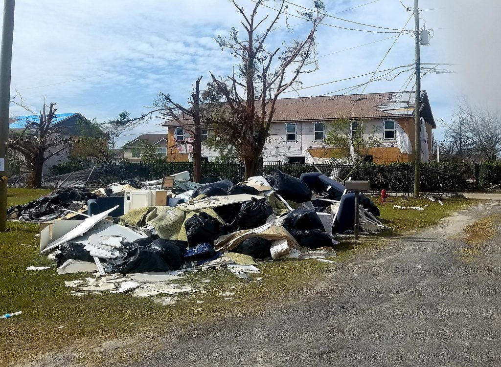 Hurricane Michael Disaster Relief Help Needed